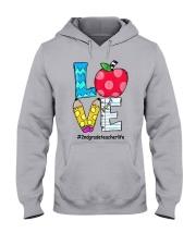 2ND GRADE TEACHER Hooded Sweatshirt thumbnail