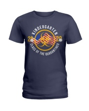 KINDERGARTEN CLASS OF 2020 Ladies T-Shirt thumbnail