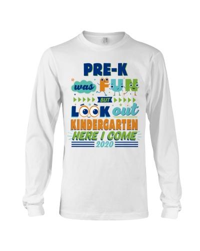 PRE-K WAS FUN