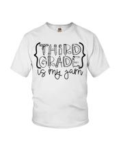 THIRD GRADE IS MY JAM Youth T-Shirt thumbnail