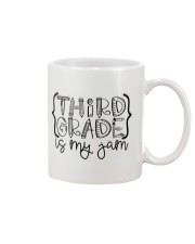 THIRD GRADE IS MY JAM Mug thumbnail