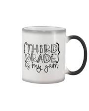 THIRD GRADE IS MY JAM Color Changing Mug thumbnail