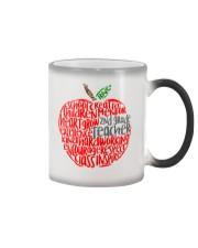 2ND GRADE APPLE Color Changing Mug thumbnail