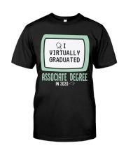 ASSOCIATE DEGREE Classic T-Shirt front