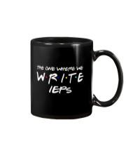 WHERE WE WRITE IEPS Mug thumbnail