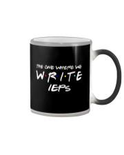 WHERE WE WRITE IEPS Color Changing Mug thumbnail