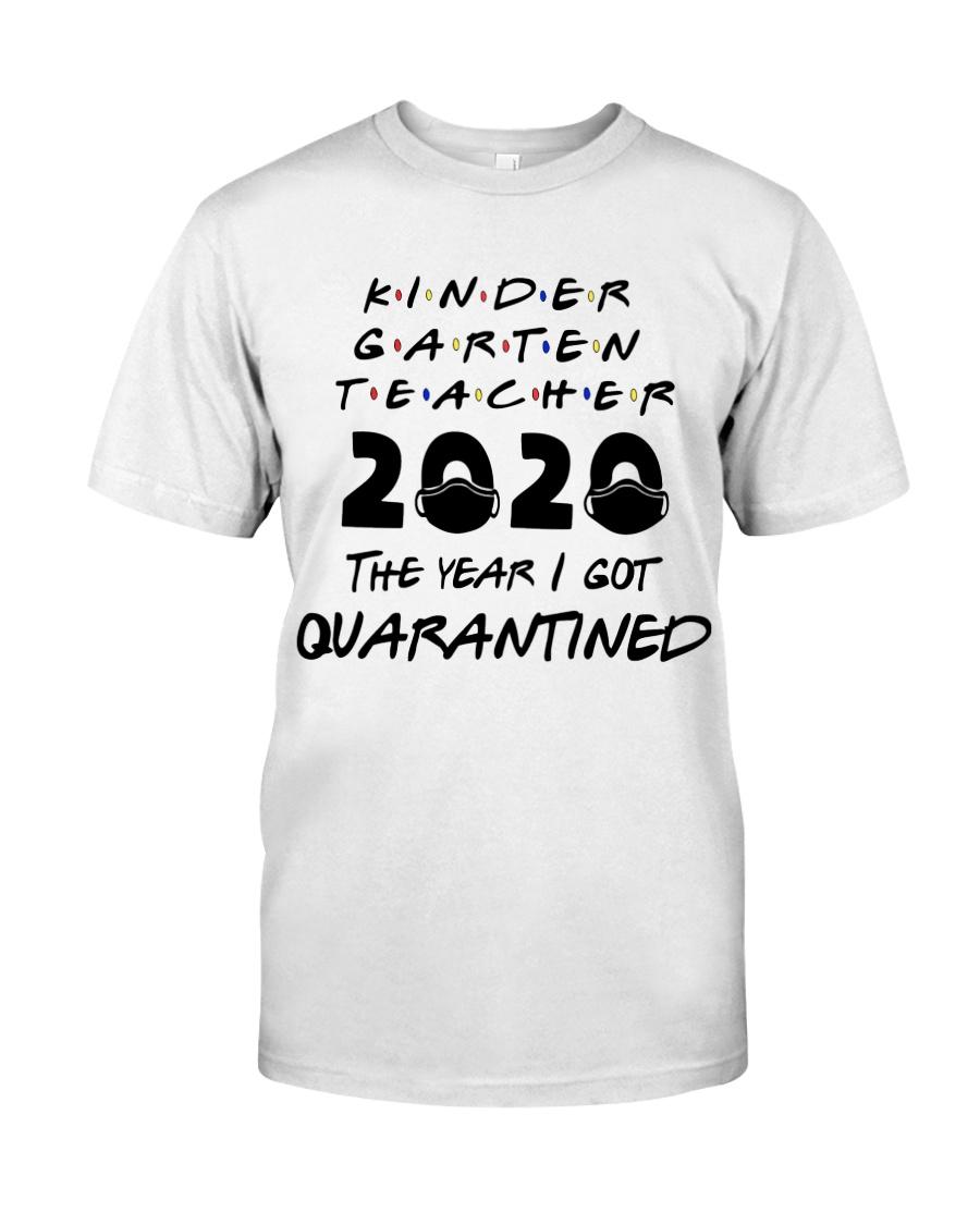 KINDERGARTEN TEACHER Classic T-Shirt