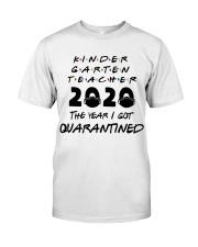 KINDERGARTEN TEACHER Classic T-Shirt front