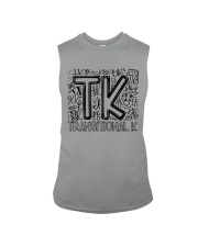 TRANSITIONAL-K TYPO Sleeveless Tee thumbnail