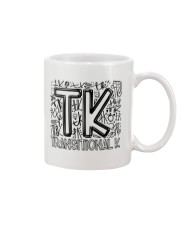TRANSITIONAL-K TYPO Mug thumbnail