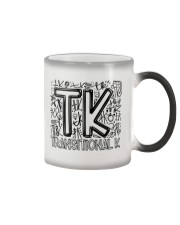 TRANSITIONAL-K TYPO Color Changing Mug thumbnail