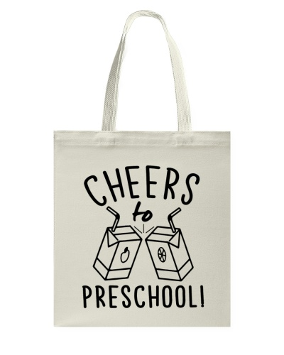 CHEERS TO PRESCHOOL