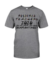 RESOURCE  Classic T-Shirt front