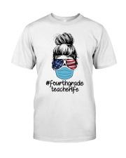 4TH GRADE 2020 LIFE Classic T-Shirt front