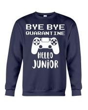 HELLO JUNIOR Crewneck Sweatshirt thumbnail