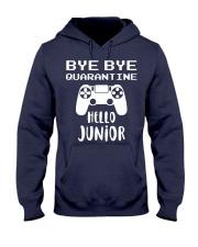 HELLO JUNIOR Hooded Sweatshirt thumbnail