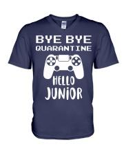 HELLO JUNIOR V-Neck T-Shirt thumbnail