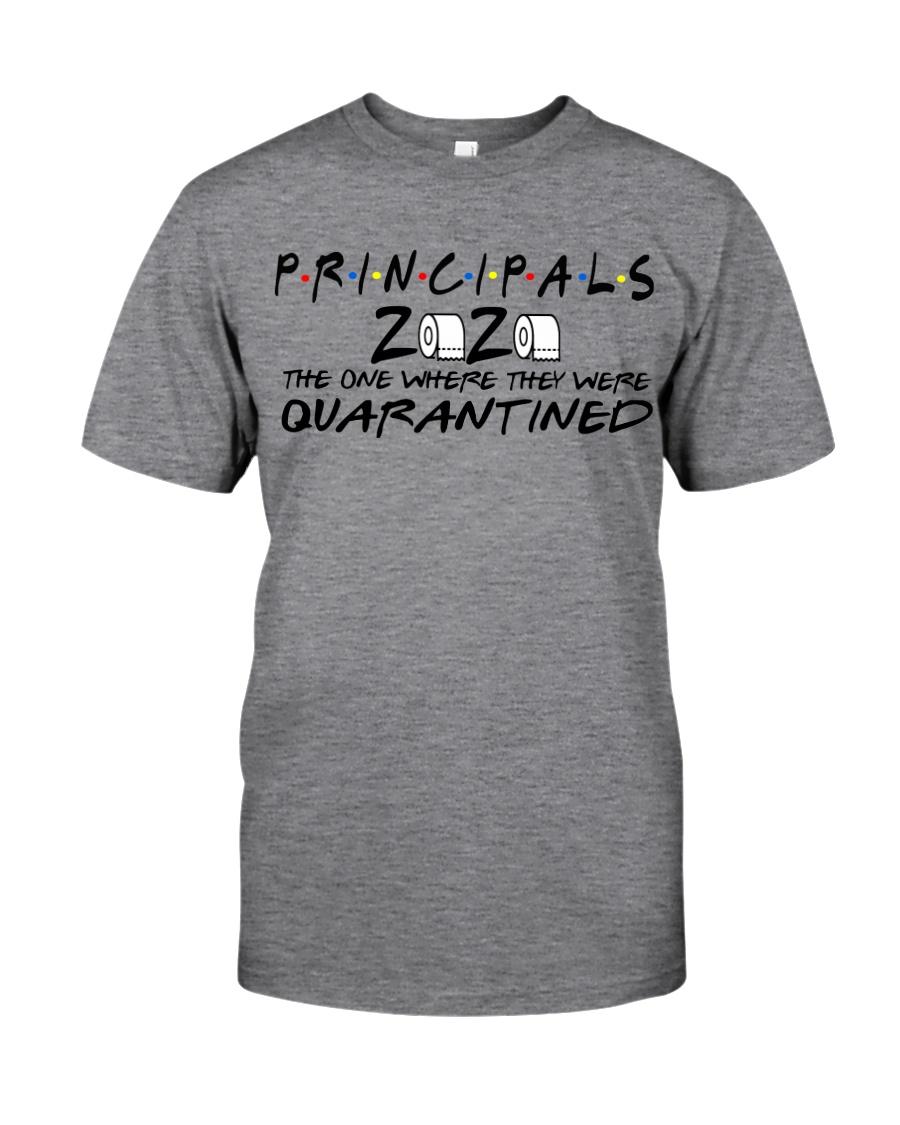 PRINCIPALS Classic T-Shirt