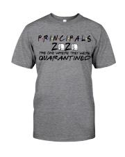 PRINCIPALS Classic T-Shirt front