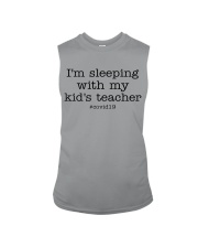 I'M SLEEPING WITH MY KID'S TEACHER Sleeveless Tee thumbnail