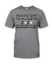 HEADSTART Classic T-Shirt front