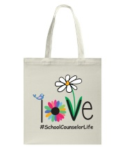 SCHOOL COUNSELOR LIFE Tote Bag thumbnail