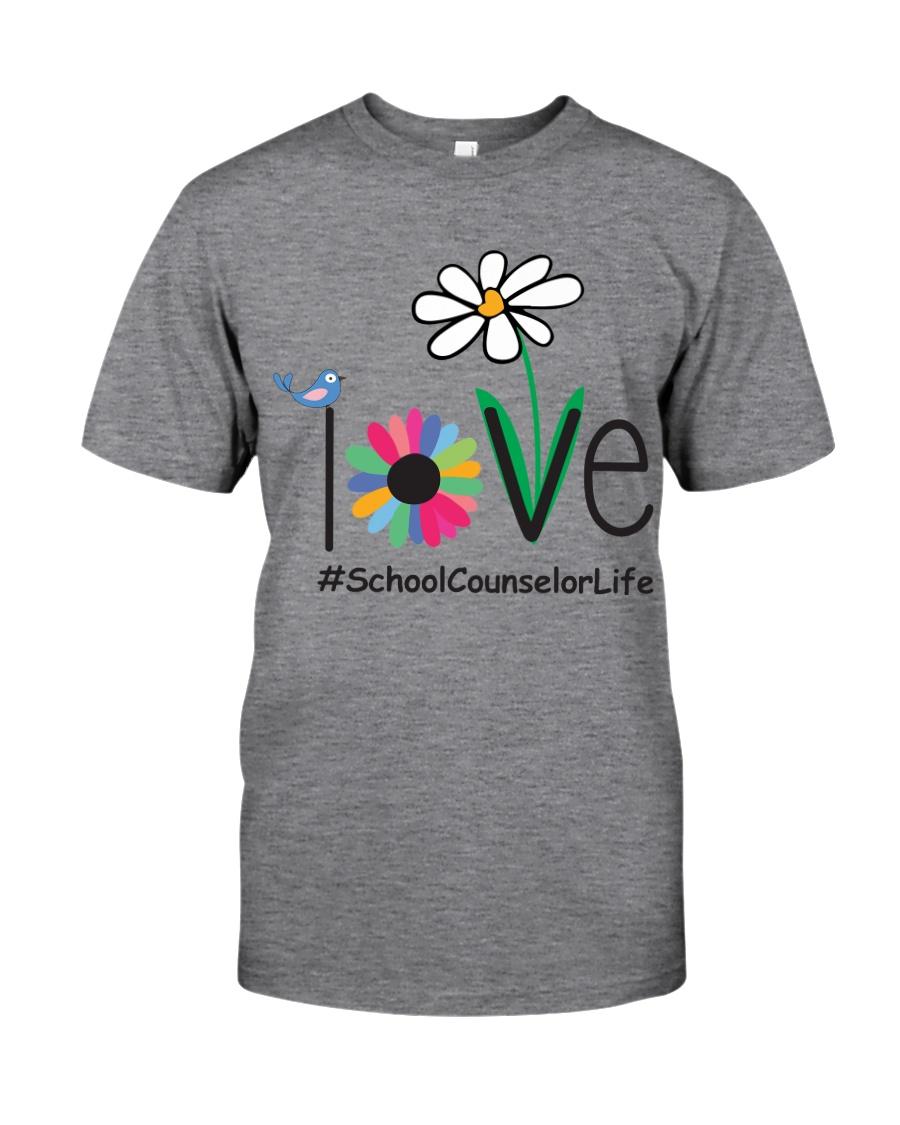 SCHOOL COUNSELOR LIFE Classic T-Shirt