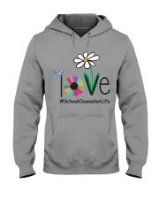SCHOOL COUNSELOR LIFE Hooded Sweatshirt thumbnail