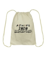 ADMINS  Drawstring Bag tile