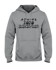 ADMINS  Hooded Sweatshirt tile