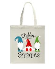 MY GNOMIES Tote Bag thumbnail