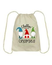 MY GNOMIES Drawstring Bag thumbnail