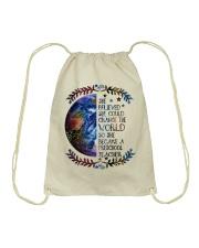 PRESCHOOL CHANGE W Drawstring Bag thumbnail