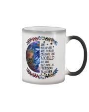 PRESCHOOL CHANGE W Color Changing Mug thumbnail
