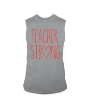 TEACHER STRONG Sleeveless Tee thumbnail
