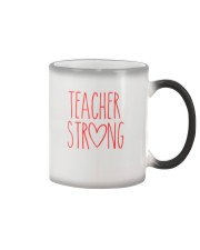 TEACHER STRONG Color Changing Mug thumbnail