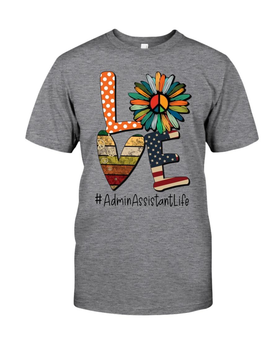 ADMIN ASSISTANT Classic T-Shirt