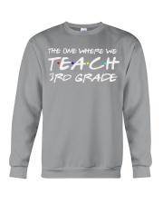 THIRD GRADE Crewneck Sweatshirt thumbnail