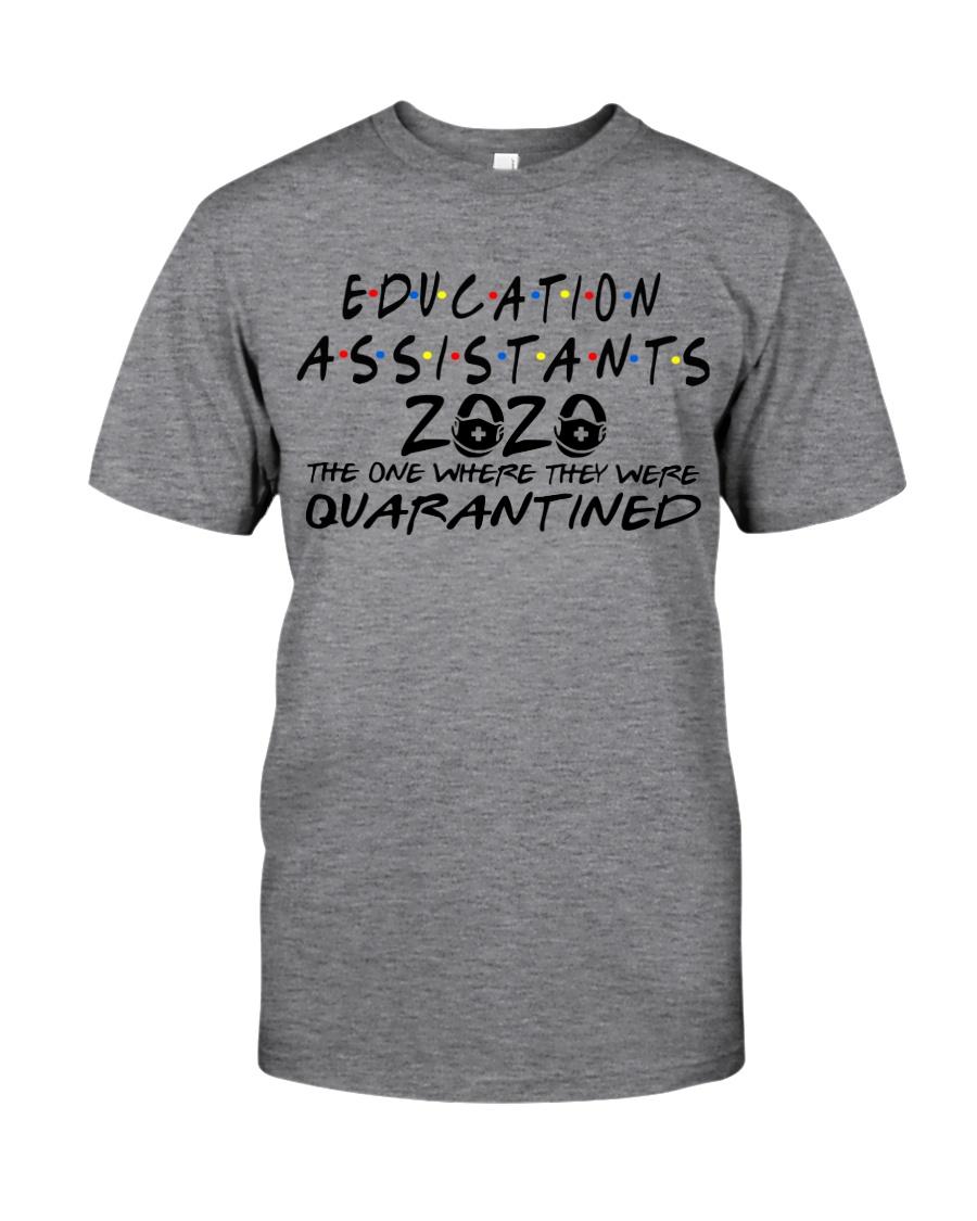 EDUCATION ASSISTANTS Classic T-Shirt