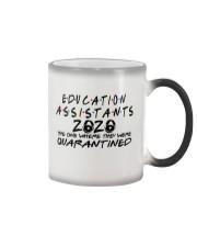 EDUCATION ASSISTANTS Color Changing Mug thumbnail
