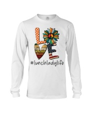 LUNCH LADY  Long Sleeve Tee thumbnail