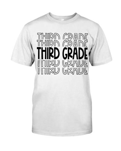 THIRD GRADE RETRO