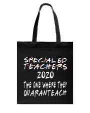 SPED TEACHERS Tote Bag thumbnail