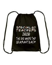 SPED TEACHERS Drawstring Bag thumbnail