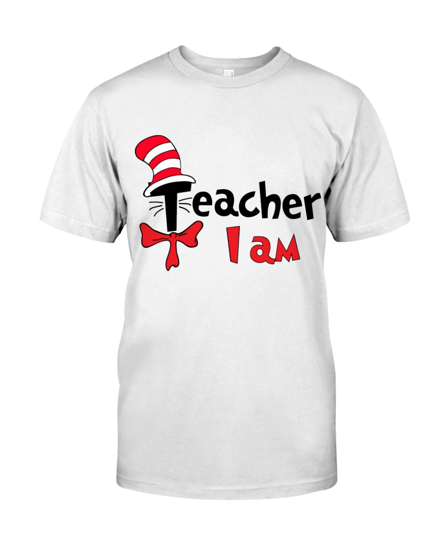 TEACHER I AM Classic T-Shirt