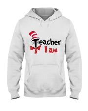 TEACHER I AM Hooded Sweatshirt thumbnail