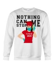 RED - NOTHING CAN STOP ME Crewneck Sweatshirt thumbnail