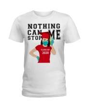 RED - NOTHING CAN STOP ME Ladies T-Shirt thumbnail