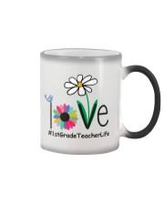 1ST GRADE TEACHER LIFE Color Changing Mug thumbnail