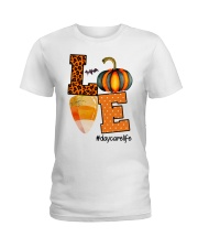 LOVE DAYCARE Ladies T-Shirt thumbnail